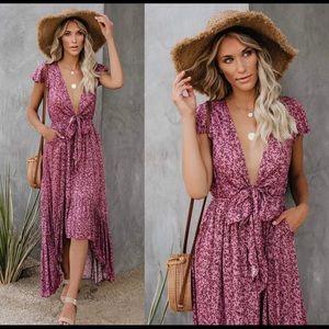 VICI High Low Dress